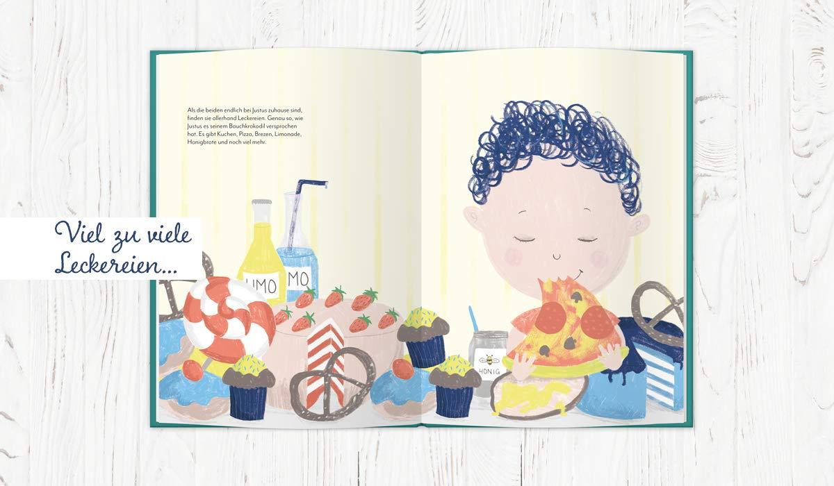 kinderbücher über ernährung, einfach zu lesen