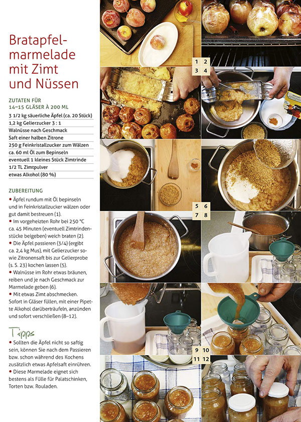 traditionelle kochbücher